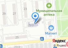 Компания «Детский сад №405» на карте