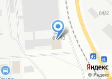 Компания «ШТОРМ-Новосибирск» на карте
