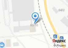 Компания «Блок строй» на карте