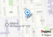 Компания «СДЮШОР по восточным единоборствам» на карте