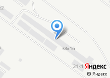 Компания «Тэн-Сибирь» на карте