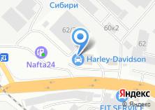 Компания «СибАлКом» на карте