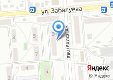 Компания «Библиотека им. А. Ахматовой» на карте