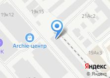 Компания «ПродОпт» на карте