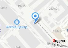 Компания «ЗастелимВсе» на карте