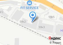 Компания «АртСтрой торговая компания» на карте