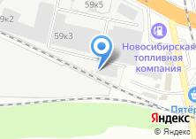 Компания «Техно-МИКС» на карте