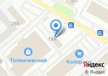 Компания «Калория» на карте