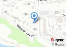 Компания «Ход» на карте