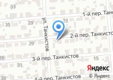 Компания «Мастер Замков» на карте
