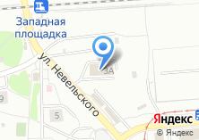 Компания «Автокомплекс на Невельского» на карте