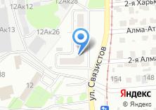 Компания «Компаньон консалт» на карте