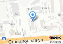 Компания «Участковый пункт полиции Отдел полиции №7 Ленинский» на карте