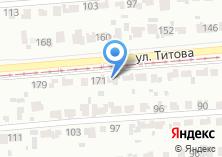 Компания «Карго Трафик» на карте