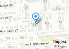 Компания «Автокомплекс на Пархоменко» на карте