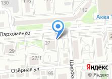 Компания «Магазин автозапчастей УАЗ» на карте