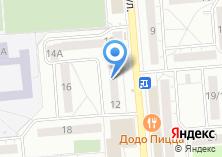 Компания «Серебряный конёк» на карте