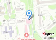 Компания «Муниципальная новосибирская аптечная сеть аптека» на карте