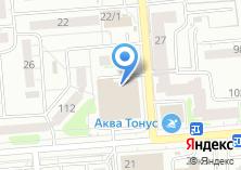 Компания «Жива-живица» на карте