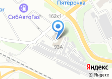 Компания «НСК Сервис-Авто» на карте