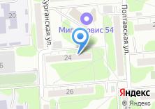 Компания «Швейный цех» на карте