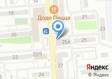 Компания «На Новосибирской» на карте
