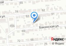 Компания «Алтын Таш» на карте