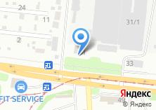 Компания «Авеню» на карте