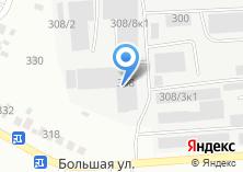 Компания «Импорттеплоизол» на карте