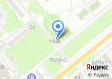 Компания «Наукат» на карте