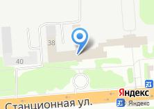 Компания «Завод Нестандартного Подъемного Оборудования» на карте