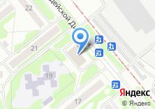 Компания «Алтайский» на карте