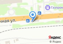 Компания «Химако» на карте