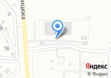 Компания «НСК-Стандарт» на карте