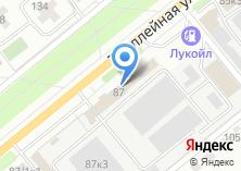 Компания «Экотермикс-Сибирь» на карте