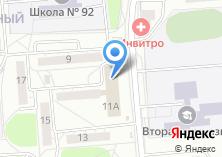 Компания «Предприятие Фиорд» на карте
