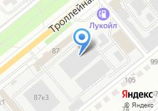 Компания «Полиуретан-Сибирь» на карте