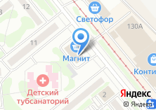 Компания «Общественная приемная депутата Законодательного собрания Новосибирской области Сметанина О.А.» на карте