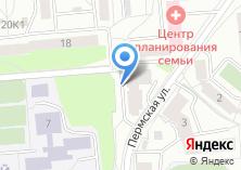 Компания «Аптека Сибири» на карте