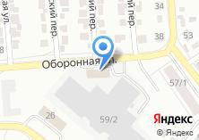 Компания «АВТОК» на карте