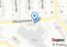 Компания «НСК-СОГЛАСИЕ» на карте
