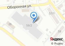 Компания «Cartez.ru» на карте