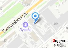 Компания «Пластмаркет» на карте