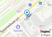 Компания «РомАн» на карте