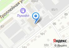 Компания «Вельтакс» на карте
