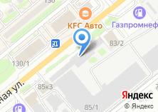 Компания «Престо-Мебель» на карте