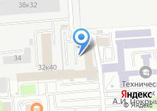 Компания «АвтоИнерт» на карте