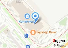 Компания «Киндер сити» на карте
