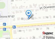 Компания «Автоэлектрик» на карте