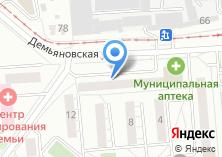Компания «Адвокатский кабинет Зимина Н.Ф» на карте
